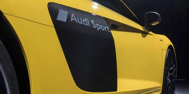 """Audi kann jetzt Autolacke """"tätowieren"""""""