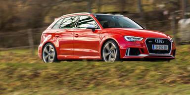 """Neuer"" Audi RS3 Sportback im Test"