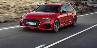"""Audi greift mit """"neuem"""" RS4 Avant an"""