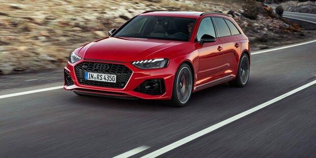 Audi greift mit