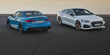 Audi verpasst dem RS5 ein Update
