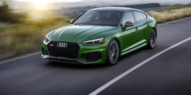 Audi greift mit dem RS5 Sportback an