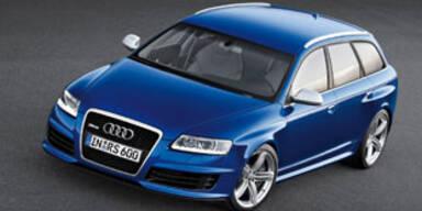 Neuer Audi RS6 Avant erstmals auf der IAA