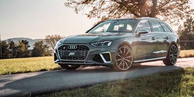 Getunter Audi S4 (Avant) TDI mit 384 PS