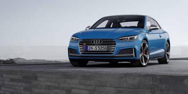 Audi S5 bei uns nur mehr als Diesel