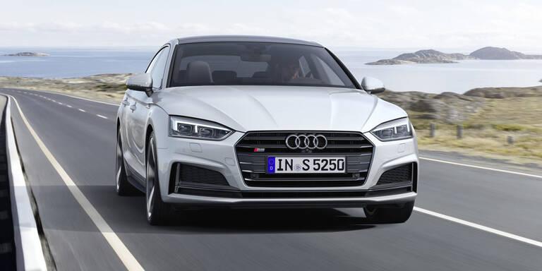 Das kostet der neue Audi S5 TDI