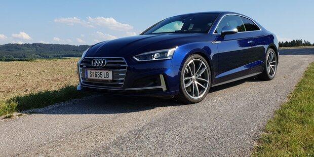 Aktuelles Audi S5 Coupé im Test