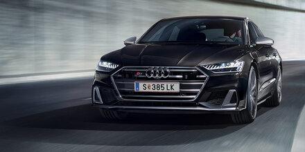 Neuer Audi S6 (Avant) und S7 starten