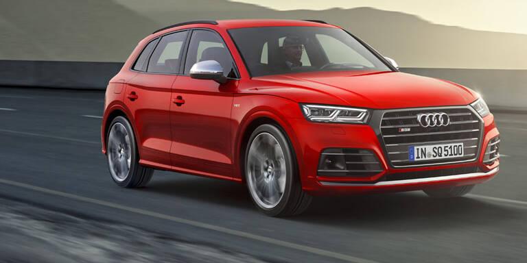 Alle Infos vom neuen Audi SQ5