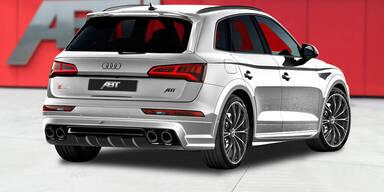 Neuer Audi SQ5 mit 425 PS und Aerokit