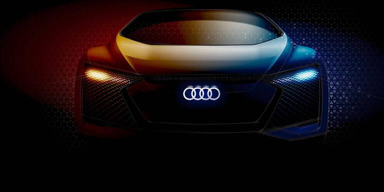 Audi RS4 Avant, R8 mit Heckantrieb & 2 Studien