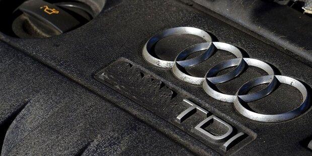 Audi bessert 850.000 Dieselautos nach