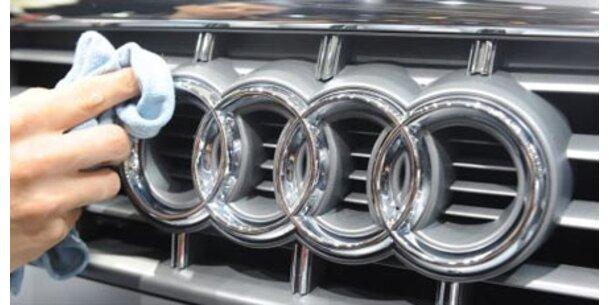 Audi zahlt 5.300-Bonus für Mitarbeiter