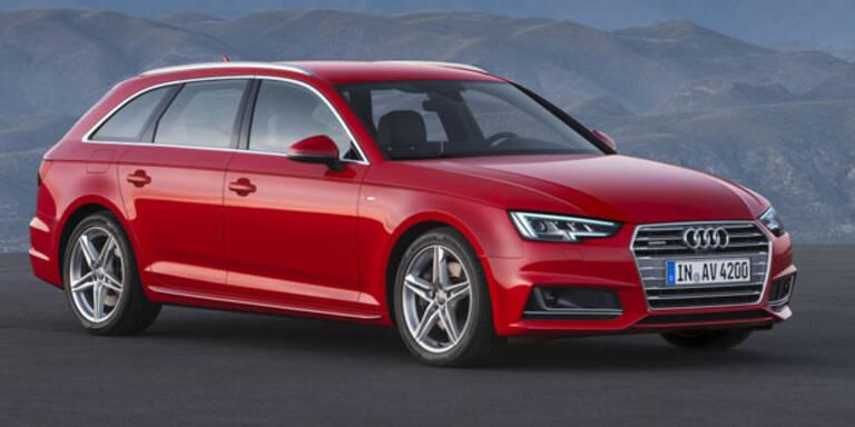 Das kostet der neue Audi A4