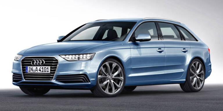 Neue Infos vom nächsten Audi A4 Avant