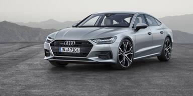 Hightech-Diesel für neuen A7 Sportback