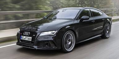 Audi RS7 mit brachialen 700 PS