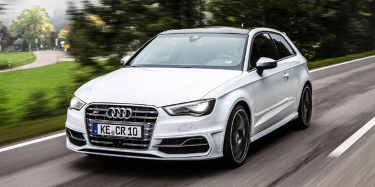 Neuer Audi S3 mit 370 PS