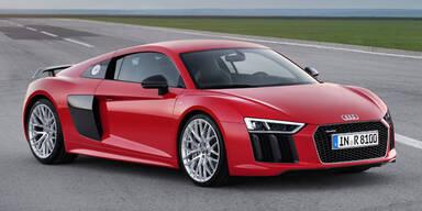 Neuer Audi R8 kommt auch mit Turbo