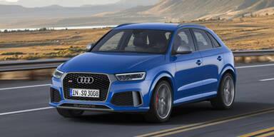 Audi macht den RS Q3 noch stärker