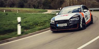 Audi RS3 mit brachialen 410 PS