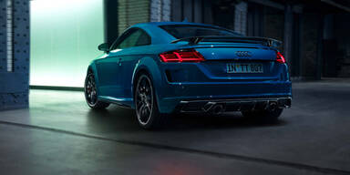 Audi bringt den TT S line Competition Plus