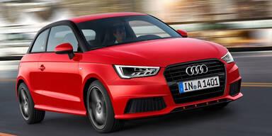 Audi frischt den A1 (Sportback) auf