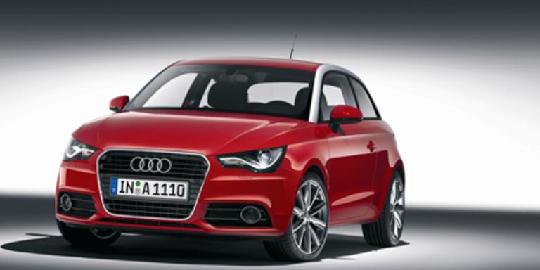 Die offiziellen Preise des Audi A1