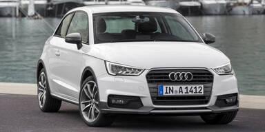 "Audi A1 startet im ""allroad""-Look"