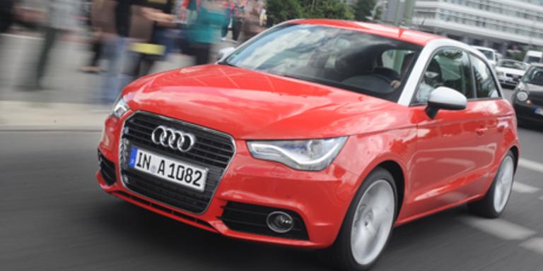 So fährt sich der neue kleine Audi