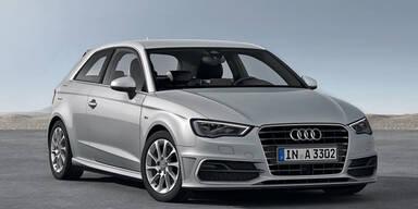 Audi bringt den A3 1.4 TFSI ultra