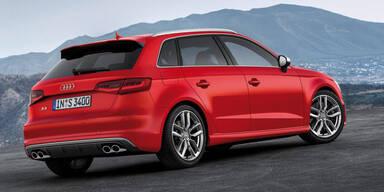 Audi stellt den neuen S3 Sportback vor
