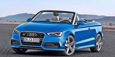 So kommt das neue Audi A3 Cabrio