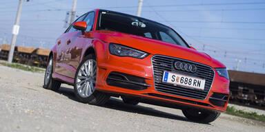 Audi A3 Plug-in-Hybrid im Praxistest