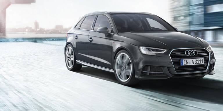"""""""Neuer"""" Audi A3 startet in Österreich"""