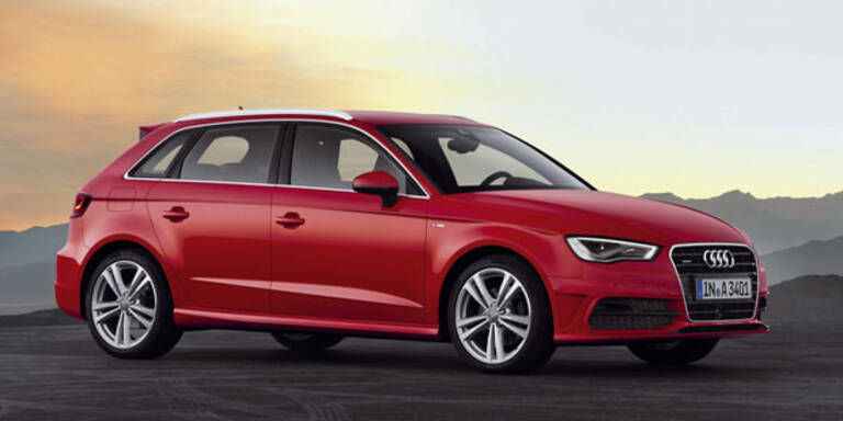Audi A3 quattro jetzt auch mit 1,6 TDI