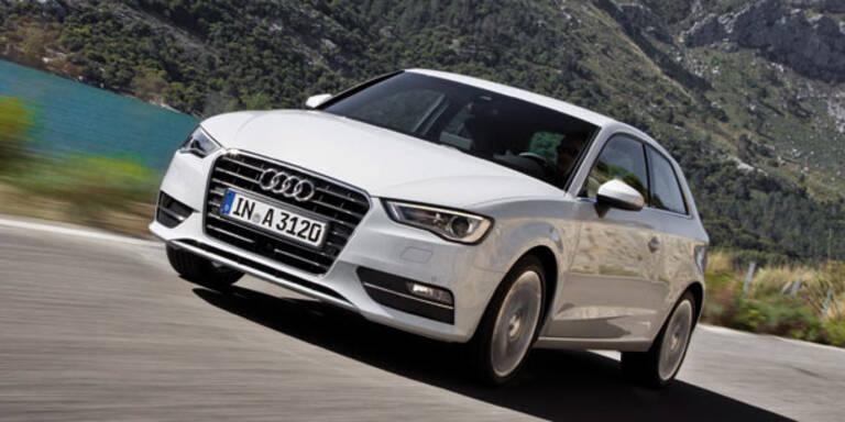 Der neue Audi A3 im Fahrbericht