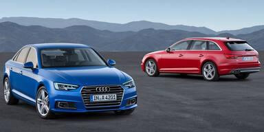Das ist der völlig neue Audi A4 (Avant)