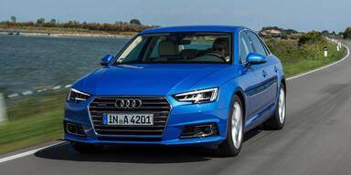 Der neue Audi A4 im Test