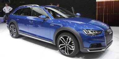 Audi bringt den neuen A4 Allroad