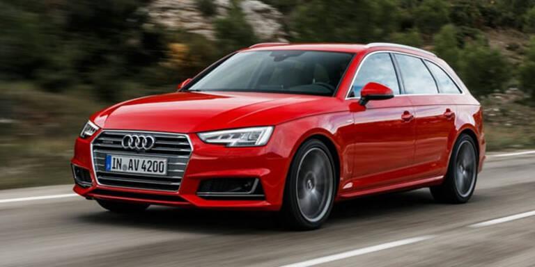 Neuer Audi A4 Avant im Fahrbericht