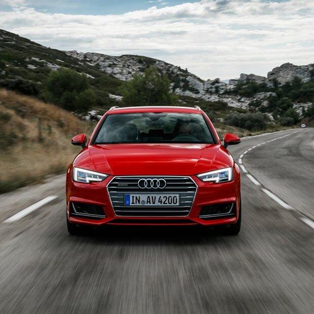 Audi A4 Avant 20 Tdi Im Test