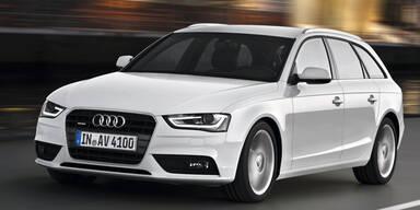 Audi A4 und Q5 mit Allrad billiger