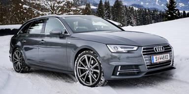 Audi A4 Avant 2.0 TDI im Test
