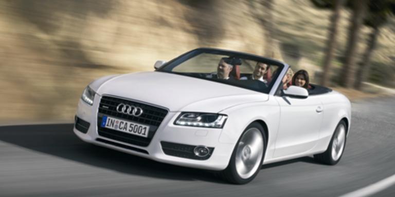 Das Audi A5 Cabrio 3.0 TDI Quattro im Test
