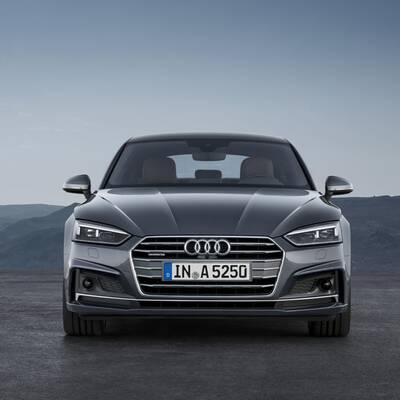 Fotos vom Audi A5/S5 Sporback (2017)