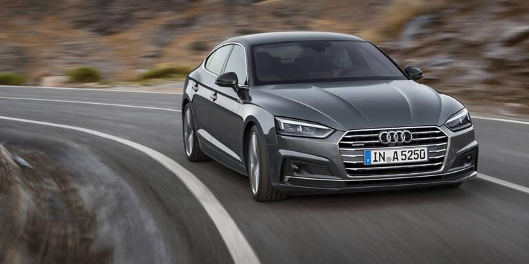 Das ist der neue Audi A5 Sportback