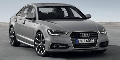 Audi A6 kommt als Plug-in-Hybrid
