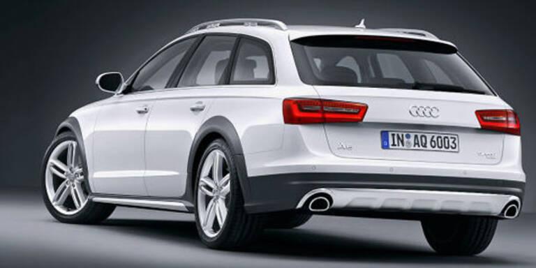 Preise vom neuen A6 Allroad und A8 hybrid