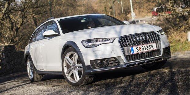 AudiA6 Allroad quattro 3.0 TDI im Test